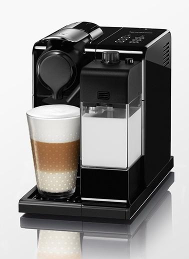 Nespresso F 511 Lattissima Touch Kahve Makinesi Siyah